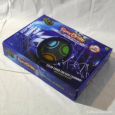 Juguetes antiguos y Juegos de colección: JUEGO BATERÍA FLEXIBLE SPECDRUM ROCK ROLL IT, COMPLETO, FUNCIONANDO. Lote 288207853