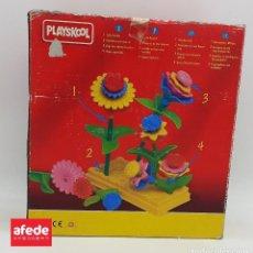 Juguetes antiguos y Juegos de colección: PLAYSKOOL CREA TU JARDIN NUEVO EN CAJA. HASBRO 1993. Lote 288878298