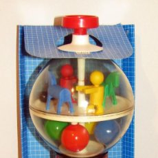 Juguetes antiguos y Juegos de colección: TIOVIVO CHIK - BARCELONA - AÑOS 70 - TIO VIVO - NUEVO, SIN USO. Lote 290135173