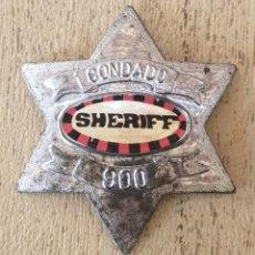 Juguetes antiguos y Juegos de colección: ESTRELLA SHERIFF, CONDADO 900, JUGUETE KIOSKO. Lote 295497953