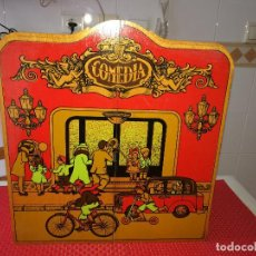 Juguetes antiguos y Juegos de colección: TEATRO DE MARIONETAS - TITELLES - LA CENICIENTA - CABIROL - AÑOS 80. Lote 295809883
