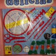 Juguetes antiguos y Juegos de colección: COSTURA - LABORES - MODISTA. Lote 295814613