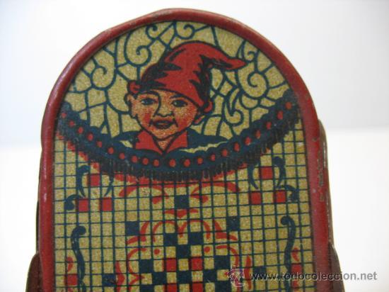 Juguetes antiguos Jyesa: MECEDORA JYESA, AÑOS 40. - Foto 2 - 12460899