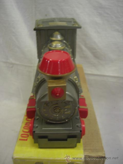 Juguetes antiguos Jyesa: Locomotora. JYESA. - Foto 3 - 26399034