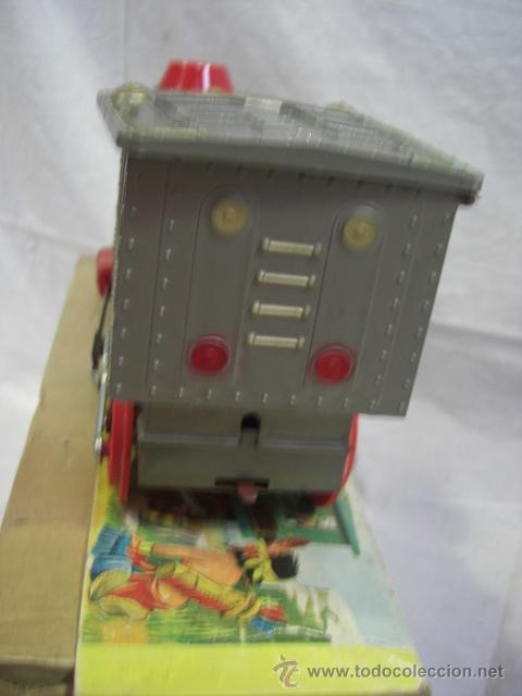Juguetes antiguos Jyesa: Locomotora. JYESA. - Foto 5 - 26399034