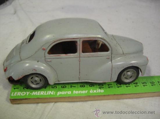 Juguetes antiguos Jyesa: Renault 4. Jyesa. Fricción. - Foto 2 - 27058994