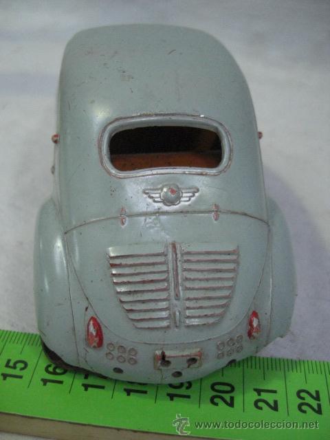 Juguetes antiguos Jyesa: Renault 4. Jyesa. Fricción. - Foto 4 - 27058994