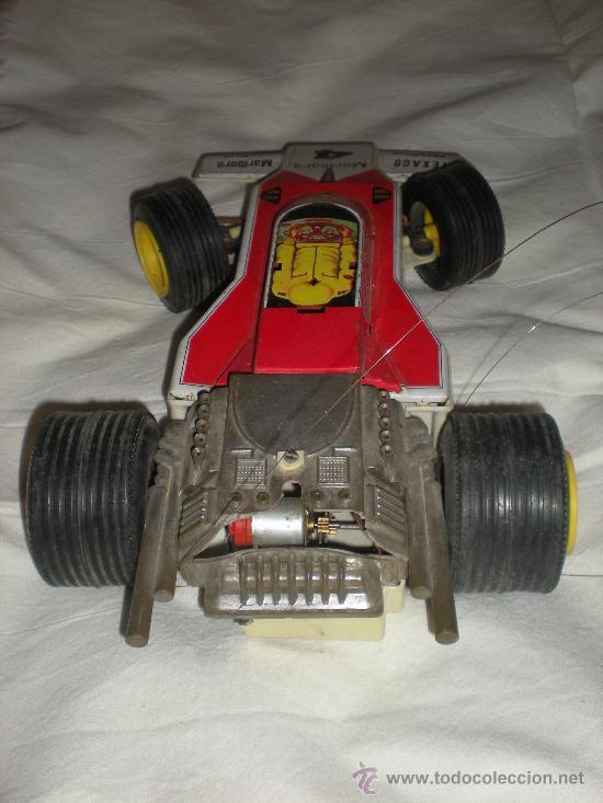 Juguetes antiguos Jyesa: coche jyesa teledirigido IBI - Foto 3 - 29401213
