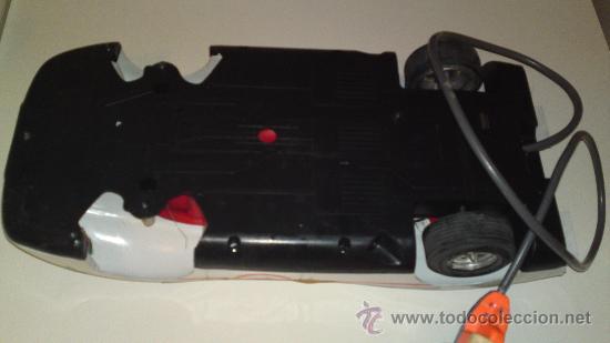 Juguetes antiguos Jyesa: Jyesa: Porsche Can'Am Eléctrico. En caja original. - Foto 9 - 30154137