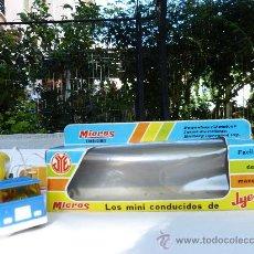 Juguetes antiguos Jyesa: CAMIÓN DE MICROS CONDUCIDOS DE JYESA. Lote 34854257