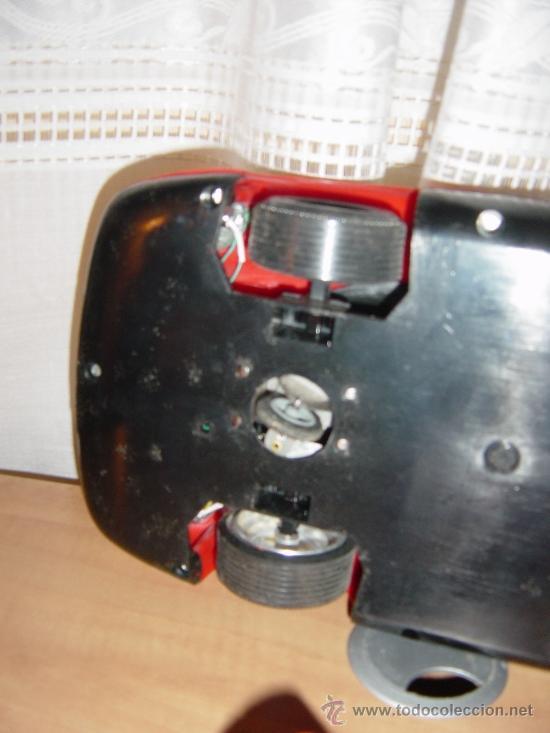 Juguetes antiguos Jyesa: Porsche (escuderia) de Jyesa. Conducido con cable. Art. 451. Nuevo en su caja. Vintage - Foto 5 - 49047506