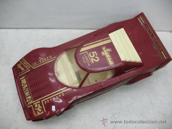 Juguetes antiguos Jyesa: Jyesa - Coche Lancia Champion 52 Ibi fabricado en España - Foto 2 - 37453182