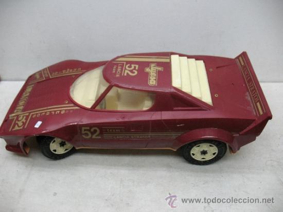 Juguetes antiguos Jyesa: Jyesa - Coche Lancia Champion 52 Ibi fabricado en España - Foto 4 - 37453182