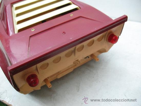 Juguetes antiguos Jyesa: Jyesa - Coche Lancia Champion 52 Ibi fabricado en España - Foto 5 - 37453182
