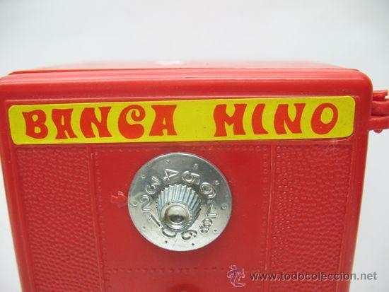 Juguetes antiguos Jyesa: Jyesa Nº 318 - Banca mino caja fuerte fabricada en España - Foto 3 - 39413860