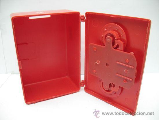 Juguetes antiguos Jyesa: Jyesa Nº 318 - Banca mino caja fuerte fabricada en España - Foto 4 - 39413860