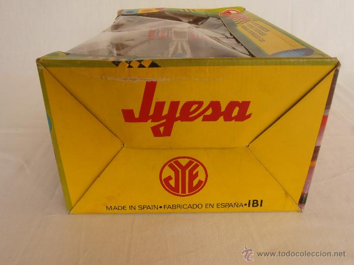 Juguetes antiguos Jyesa: COCHE CABLEDIRIGIDO FORMULA 1 JYESA TEXACO MARLBORO CAJA ORIGINAL FUNCIONA - Foto 12 - 44778461