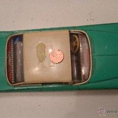 Juguetes antiguos Jyesa: COCHE BUICK ELEKTRA MOD. 295 MARCA JYESA ORIGINAL AÑO 1959 (ESPAÑOL) BICOLOR FUNCIONA A FRICCIÓN. Lote 46138616