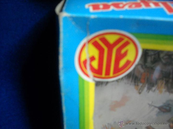Juguetes antiguos Jyesa: METRALLETA MAT-300 DE JYESA - Foto 3 - 163723977