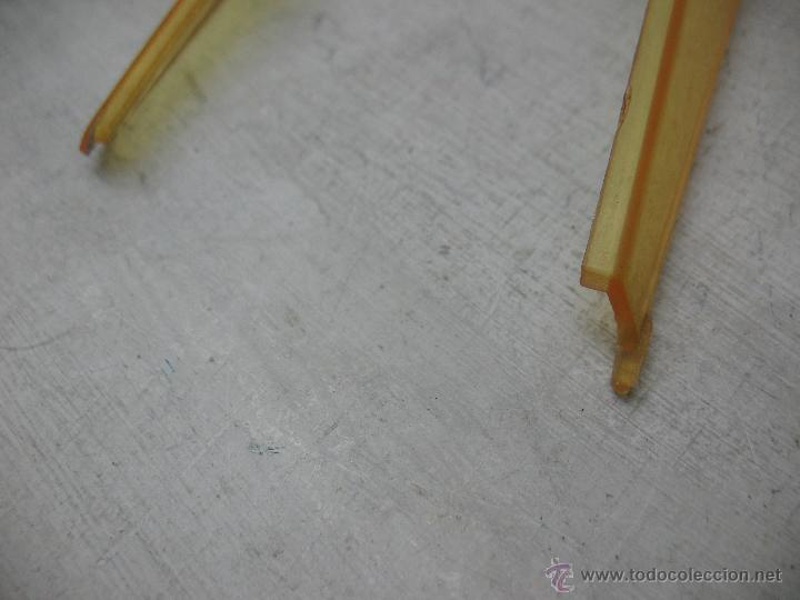 Juguetes antiguos Jyesa: Jyesa - Enorme bólido de carreras con mecanismo a pilas dirigido por cable de los años 60 - Foto 6 - 47894317