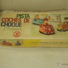 Juguetes antiguos Jyesa: PISTA COCHES DE CHOQUE JYESA. Lote 53117026