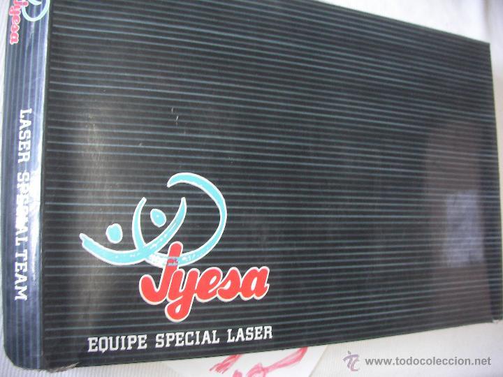 Juguetes antiguos Jyesa: EQUIPO ESPECIAL LASER JYESA - NUEVO EN SU CAJA SIN USAR - Foto 2 - 53557839