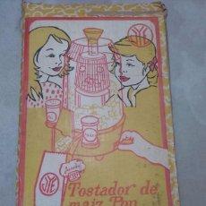 Juguetes antiguos Jyesa: TOSTADOR DE MAIZ POP, JYESA, REF. 155, AÑOS 60.. Lote 59899039