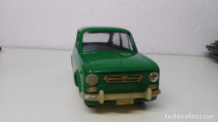 Juguetes antiguos Jyesa: antiguo coche 850 jyesa - Foto 2 - 67088733