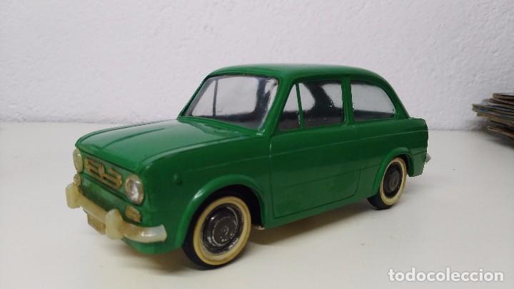 Juguetes antiguos Jyesa: antiguo coche 850 jyesa - Foto 3 - 67088733