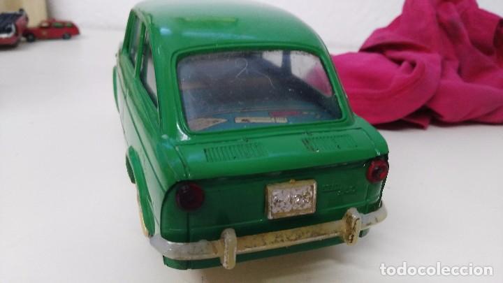Juguetes antiguos Jyesa: antiguo coche 850 jyesa - Foto 4 - 67088733