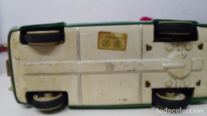 Juguetes antiguos Jyesa: antiguo coche 850 jyesa - Foto 5 - 67088733
