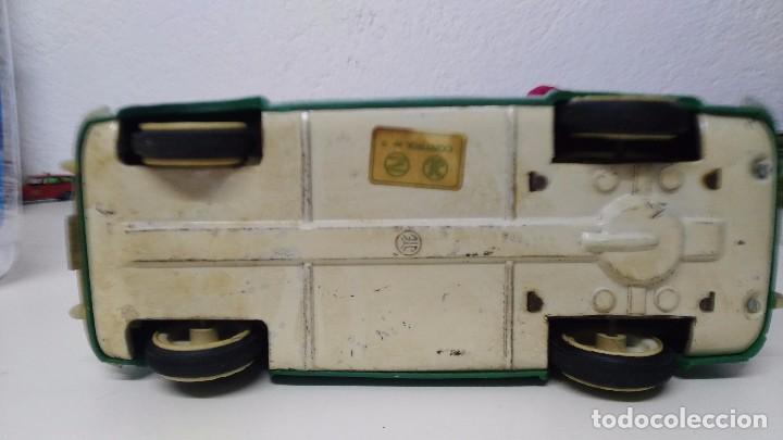 Juguetes antiguos Jyesa: antiguo coche 850 jyesa - Foto 7 - 67088733