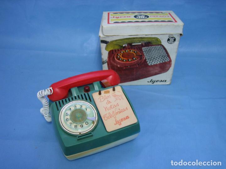 12 TELÉFONO UCHA DE JYESA (Juguetes - Marcas Clásicas - Jyesa)