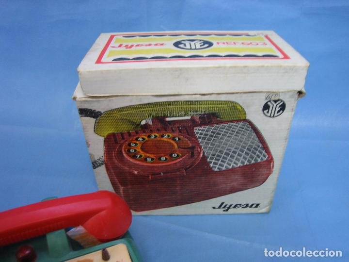 Juguetes antiguos Jyesa: 12 teléfono ucha de Jyesa - Foto 3 - 70158529