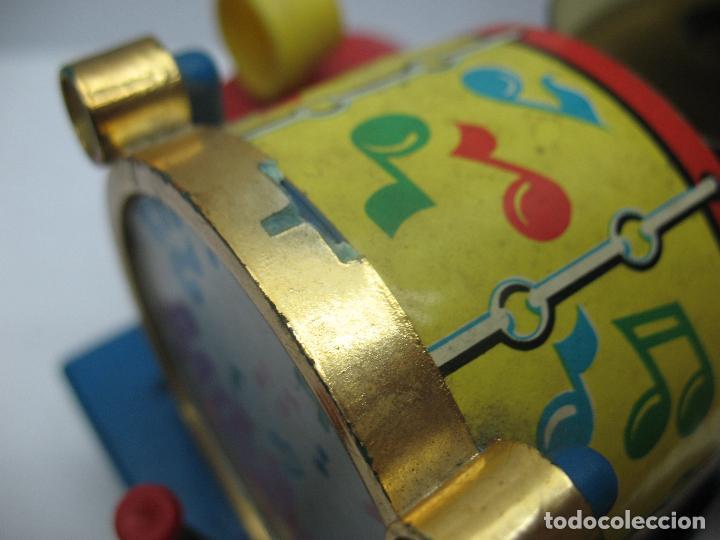 Juguetes antiguos Jyesa: Jyesa Ref: 460 - El auto del tío calambres coche de plástico con mecanismo a pilas - Foto 5 - 71987755