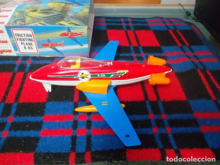 Juguetes antiguos Jyesa: avion a friccion de los años 70 de jyesa - Foto 3 - 78482457
