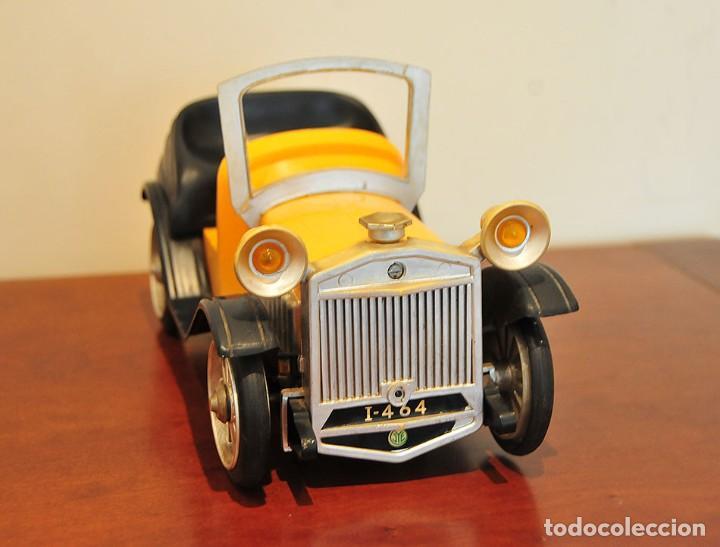 Juguetes antiguos Jyesa: coche jyesa el gordo y el flaco años 70 - Foto 2 - 84159272