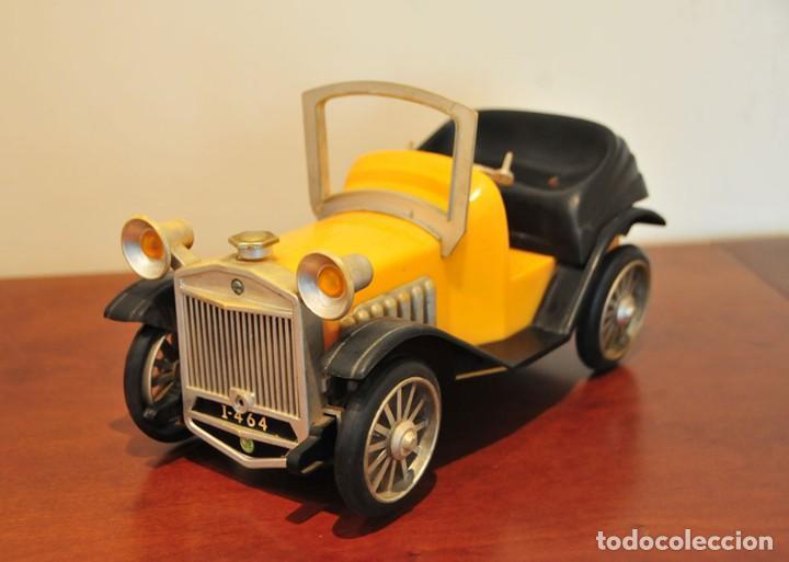 Juguetes antiguos Jyesa: coche jyesa el gordo y el flaco años 70 - Foto 3 - 84159272
