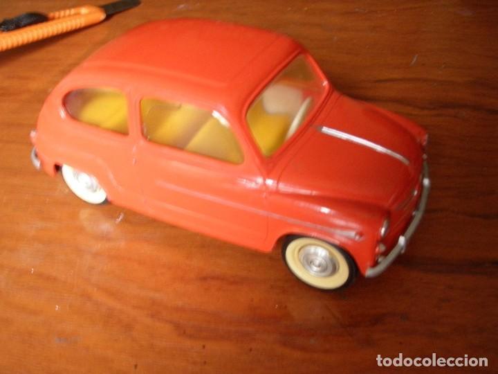 SEAT 600 JYESA (Juguetes - Marcas Clásicas - Jyesa)