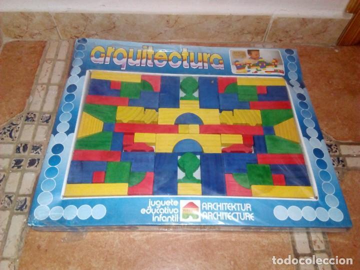 CAJA DE ARQUITECTURA (Juguetes - Marcas Clásicas - Jyesa)