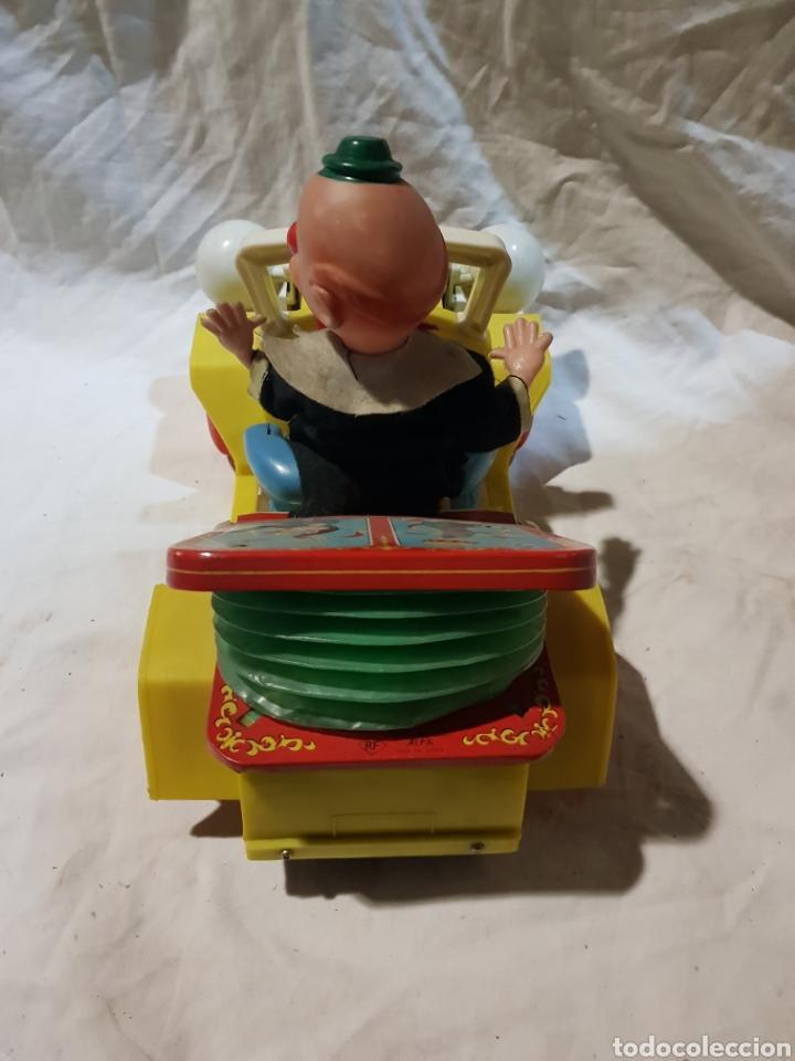 Juguetes antiguos Jyesa: Antiguo coche de juguete de payaso jyesa - Foto 3 - 111178687