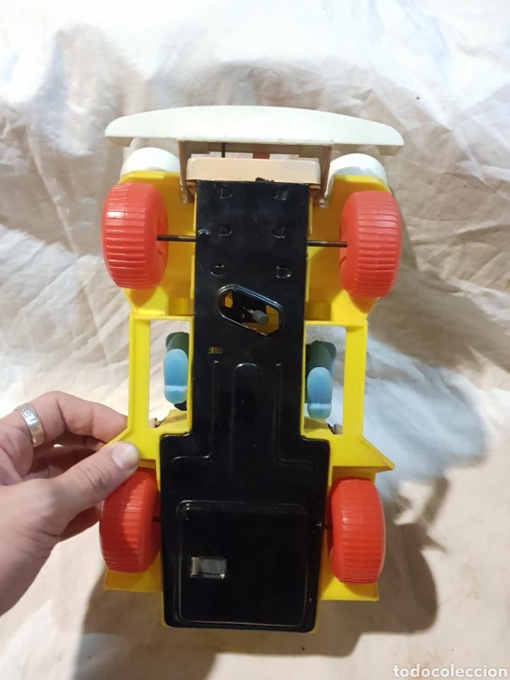 Juguetes antiguos Jyesa: Antiguo coche de juguete de payaso jyesa - Foto 6 - 111178687