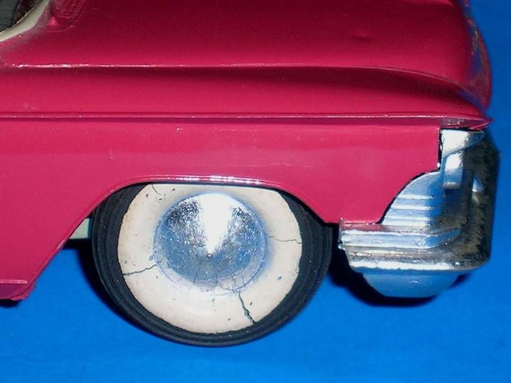 Juguetes antiguos Jyesa: Buick Elektra 1ª serie ref. 295, made in Spain IBI, JYE Jyesa, original años 60. Excelente - Foto 12 - 112023859