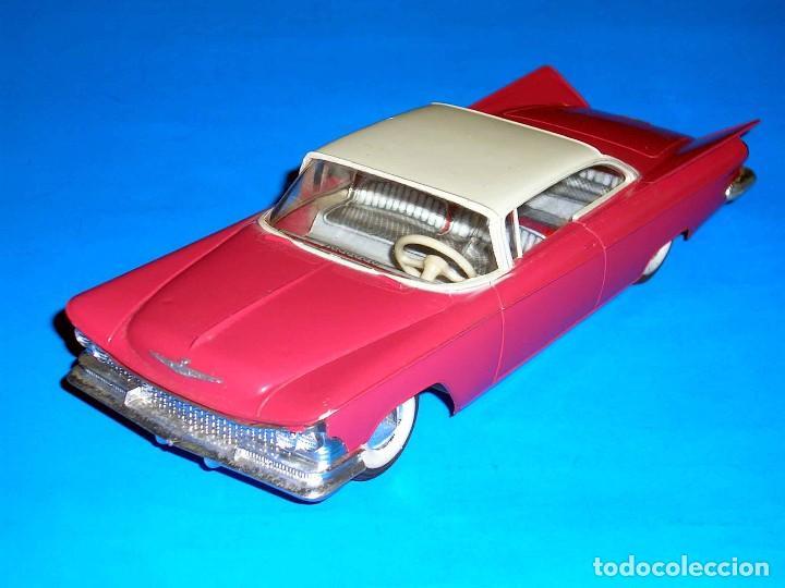 Juguetes antiguos Jyesa: Buick Elektra 1ª serie ref. 295, made in Spain IBI, JYE Jyesa, original años 60. Excelente - Foto 2 - 112023859