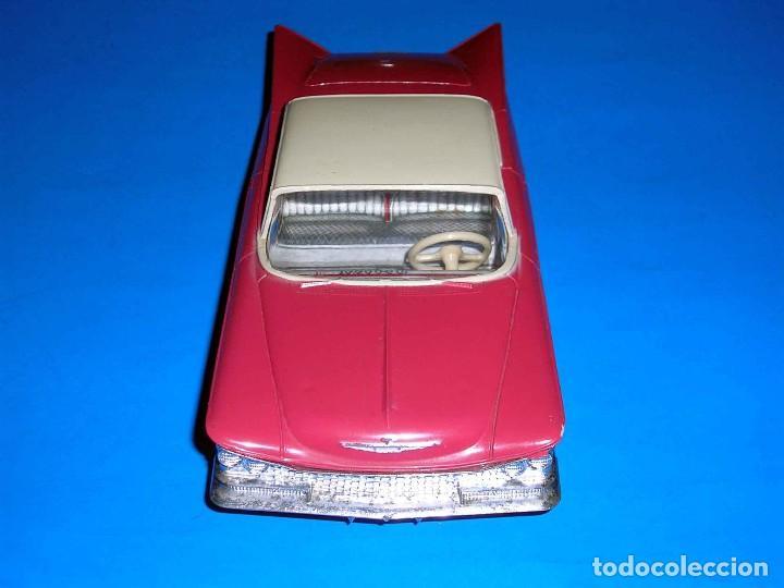 Juguetes antiguos Jyesa: Buick Elektra 1ª serie ref. 295, made in Spain IBI, JYE Jyesa, original años 60. Excelente - Foto 8 - 112023859