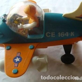 Juguetes antiguos Jyesa: Avión CE 164-K JYE - Foto 2 - 112089035