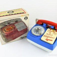 Juguetes antiguos Jyesa: JYESA TELÉFONO HUCHA. Lote 114915347