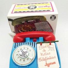 Juguetes antiguos Jyesa: TELÉFONO JYESA REFERNCIA 603. Lote 115429907