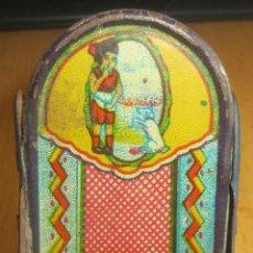 Juguetes antiguos Jyesa: MECEDORA FABRICADA POR RICO S.A AÑOS 20. MUY BIEN CONSERVADA. Lote 115495835