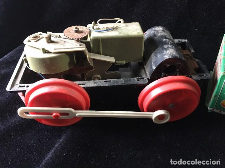 Juguetes antiguos Jyesa: locomotora de jyesa 438 - Foto 3 - 120878067